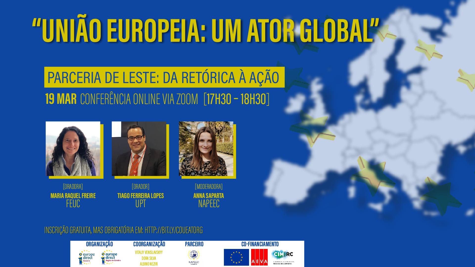 União Europeia: Um Ator Global