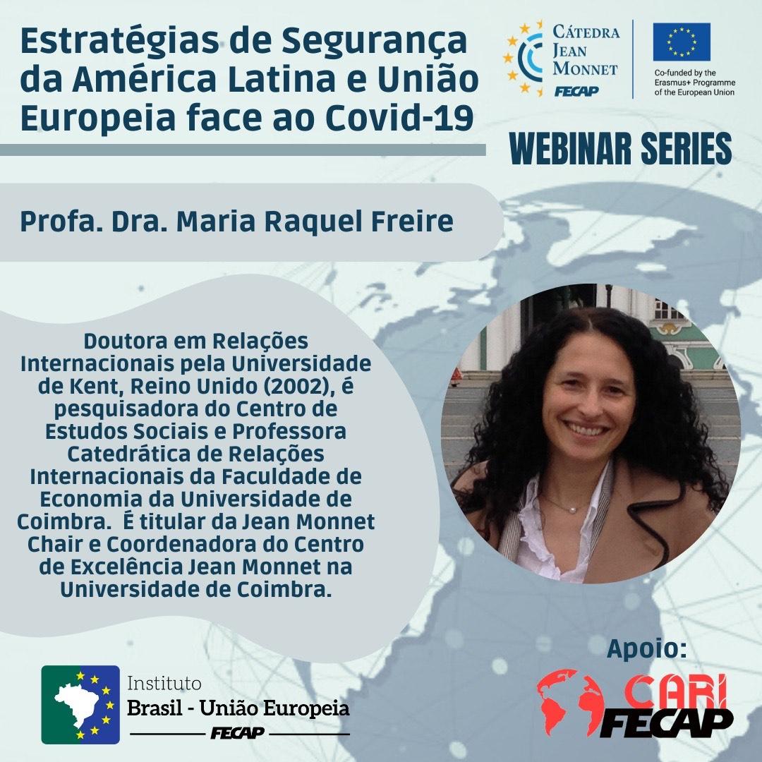 Estratégias de Segurança da América Latina e UE face ao Covid-19