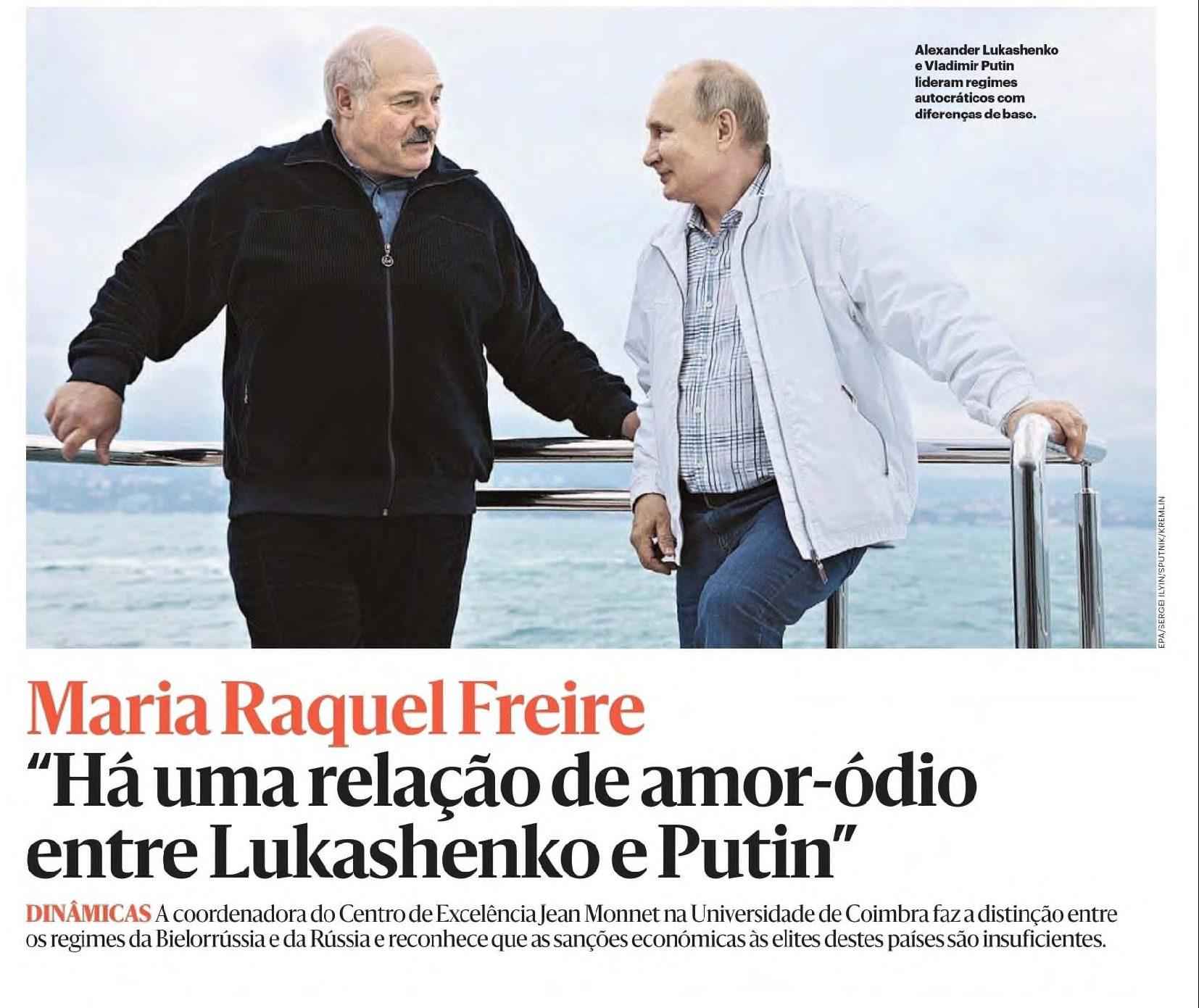 Entrevista Diário de Notícias